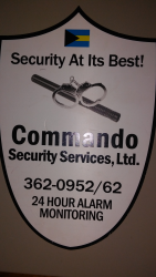 Commando Security Services Ltd