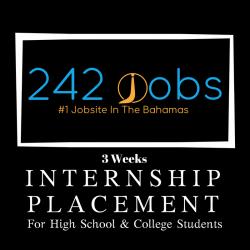 242Jobs Internship Placement